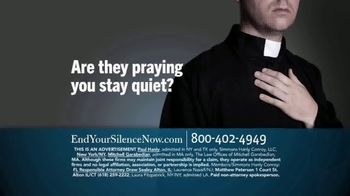 Simmons Hanly Conroy TV Spot, 'Roman Catholic Abuse'
