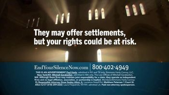 Simmons Hanly Conroy TV Spot, 'Roman Catholic Abuse' - Thumbnail 2