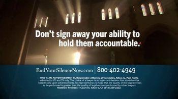 Simmons Hanly Conroy TV Spot, 'Roman Catholic Abuse' - Thumbnail 3