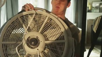 ARS Rescue Rooter Free A/C Service Call Special TV Spot, 'Fan Wall' - Thumbnail 1