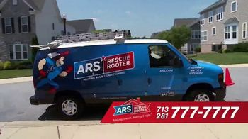 ARS Rescue Rooter Free A/C Service Call Special TV Spot, 'Fan Wall' - Thumbnail 4
