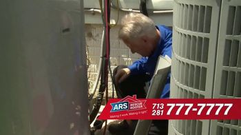 ARS Rescue Rooter Free A/C Service Call Special TV Spot, 'Fan Wall' - Thumbnail 7