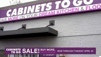 Cabinets To Go Buy More, Save More Event TV Spot, 'Savings: Bahamas Vacation' - Thumbnail 7