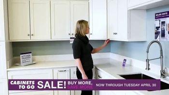 Cabinets To Go Buy More, Save More Event TV Spot, 'Savings: Bahamas Vacation' - Thumbnail 8