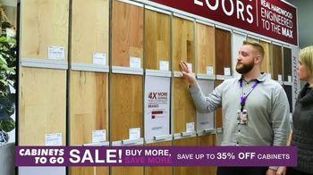 Cabinets To Go Buy More, Save More Event TV Spot, 'Savings: Bahamas Vacation' - Thumbnail 9