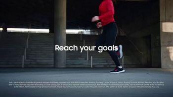 Samsung Galaxy Watch Active TV Spot, 'Reach Your Goals' - Thumbnail 3