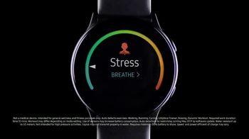 Samsung Galaxy Watch Active TV Spot, 'Reach Your Goals' - Thumbnail 5