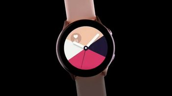 Samsung Galaxy Watch Active TV Spot, 'Reach Your Goals' - Thumbnail 7