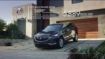 2019 Buick Enclave TV Spot, 'Yes' Song by Matt and Kim [T2] - Thumbnail 8