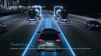 2019 Nissan Rogue TV Spot, 'Stay Centered' [T2] - 14 commercial airings