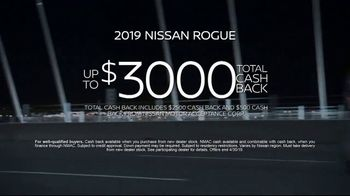 2019 Nissan Rogue TV Spot, 'Stay Centered' [T2] - Thumbnail 8