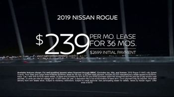 2019 Nissan Rogue TV Spot, 'Stay Centered' [T2] - Thumbnail 9