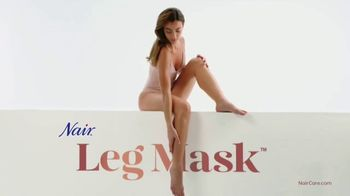 Nair Leg Mask TV Spot, 'Flawless, Radiant and Moisturized' - Thumbnail 9