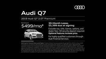2019 Audi Q7 TV Spot, 'Confidence' [T2] - Thumbnail 5