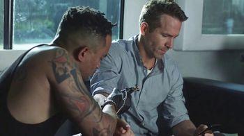 Toon Blast TV Spot, 'Tattoo' Featuring Ryan Reynolds - Thumbnail 10