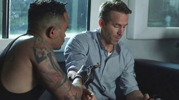 Toon Blast TV Spot, 'Tattoo' Featuring Ryan Reynolds - 1657 commercial airings