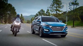 2019 Hyundai Tucson TV Spot, \'Make Blind-Spots Less Blind\' [T2]