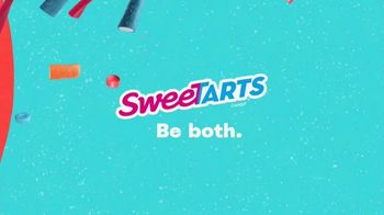 SweeTARTS Soft & Chewy Ropes TV Spot, 'Be Both: Grace & Grit' - Thumbnail 10