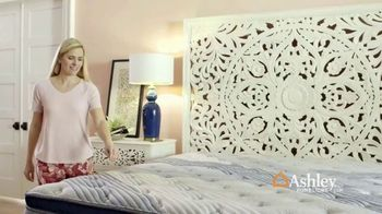 Ashley HomeStore One Day Mattress Sale TV Spot, 'Extended: Pillow Top Queen Mattresses' Song by Midnight Riot - Thumbnail 4