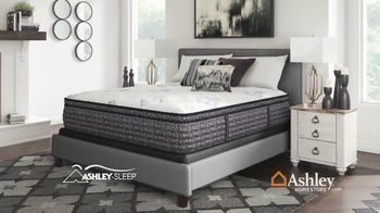 Ashley HomeStore One Day Mattress Sale TV Spot, 'Extended: Pillow Top Queen Mattresses' Song by Midnight Riot - Thumbnail 7