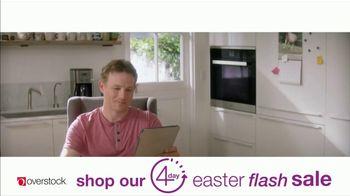 Overstock.com Easter Flash Sale TV Spot, 'Table Runner' - Thumbnail 1
