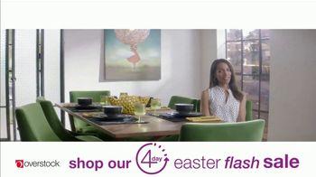 Overstock.com Easter Flash Sale TV Spot, 'Table Runner' - Thumbnail 5