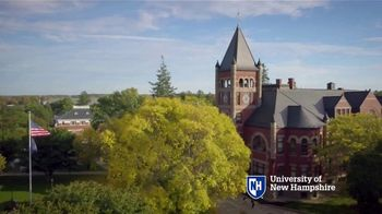 University of New Hampshire TV Spot, 'Impact' - Thumbnail 1