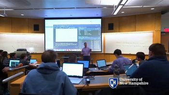 University of New Hampshire TV Spot, 'Impact' - Thumbnail 8