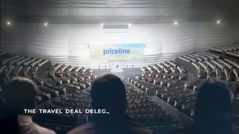 Priceline.com TV Spot, 'Family Beach Trips' Featuring Kaley Cuoco - Thumbnail 1
