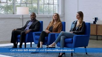 Comcast Business 75 Mbps Internet TV Spot, 'Separate Networks'