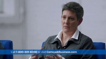 Comcast Business 75 Mbps Internet TV Spot, 'Separate Networks' - Thumbnail 2