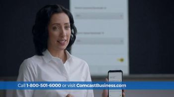Comcast Business 75 Mbps Internet TV Spot, 'Separate Networks' - Thumbnail 3