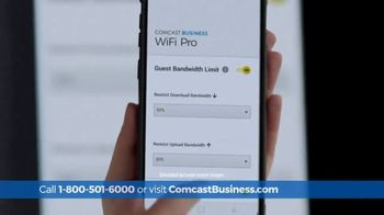 Comcast Business 75 Mbps Internet TV Spot, 'Separate Networks' - Thumbnail 4