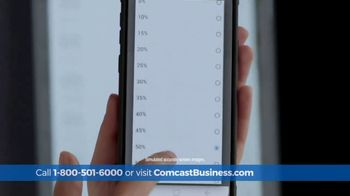 Comcast Business 75 Mbps Internet TV Spot, 'Separate Networks' - Thumbnail 5