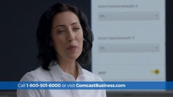 Comcast Business 75 Mbps Internet TV Spot, 'Separate Networks' - Thumbnail 6
