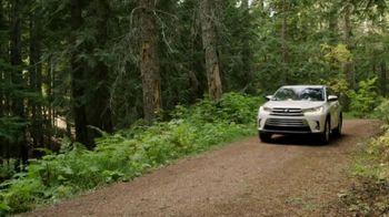 2019 Toyota Highlander TV Spot, 'Pick Your Adventure: The List' [T2] - Thumbnail 1