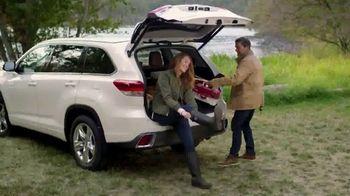 2019 Toyota Highlander TV Spot, 'Pick Your Adventure: The List' [T2] - Thumbnail 4
