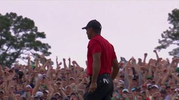 Bridgestone Golf Tour B XS TV Spot, 'Every Shot: Tiger Wins the Masters' Featuring Tiger Woods - Thumbnail 9