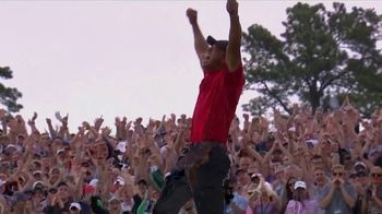 Bridgestone Golf Tour B XS TV Spot, 'Every Shot: Tiger Wins the Masters' Featuring Tiger Woods - Thumbnail 8