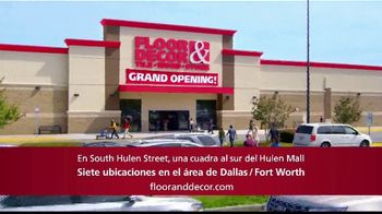Floor & Decor TV Spot, 'Gran apertura de Fort Worth' [Spanish] - Thumbnail 10