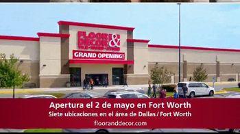 Floor & Decor TV Spot, 'Gran apertura de Fort Worth' [Spanish] - Thumbnail 9