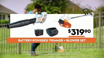 STIHL TV Spot, 'Real Options: Trimmer and Blower' - Thumbnail 5