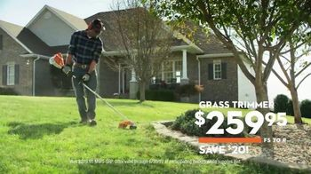 STIHL TV Spot, 'Real Options: Trimmer and Blower' - Thumbnail 6