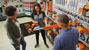 STIHL TV Spot, 'Real Options: Trimmer and Blower' - Thumbnail 7
