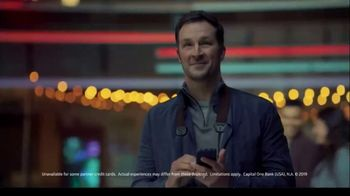 Capital One Eno TV Spot, 'City Center' - Thumbnail 8