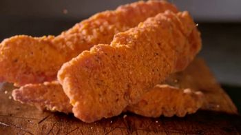 Jack in the Box $4.99 Spicy Chicken Strips Combo TV Spot, 'Spice Them Up' - Thumbnail 3