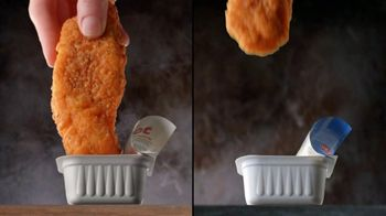 Jack in the Box $4.99 Spicy Chicken Strips Combo TV Spot, 'Spice Them Up' - Thumbnail 5