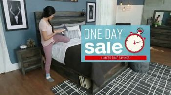 Ashley HomeStore One Day Sale TV Spot, 'Extended: 25 Percent' Song by Midnight Riot - Thumbnail 2