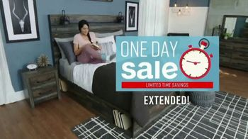 Ashley HomeStore One Day Sale TV Spot, 'Extended: 25 Percent' Song by Midnight Riot - Thumbnail 3