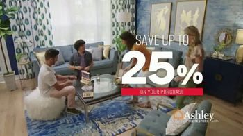 Ashley HomeStore One Day Sale TV Spot, 'Extended: 25 Percent' Song by Midnight Riot - Thumbnail 4